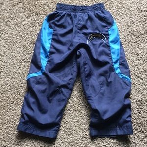 Other - LA Chargers sweatpants for toddler 2T